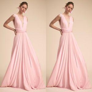 BHLDN x Twobirds Ginger Convertible Maxi Dress